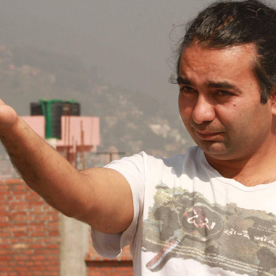 Balram Adhikari (Advisor)