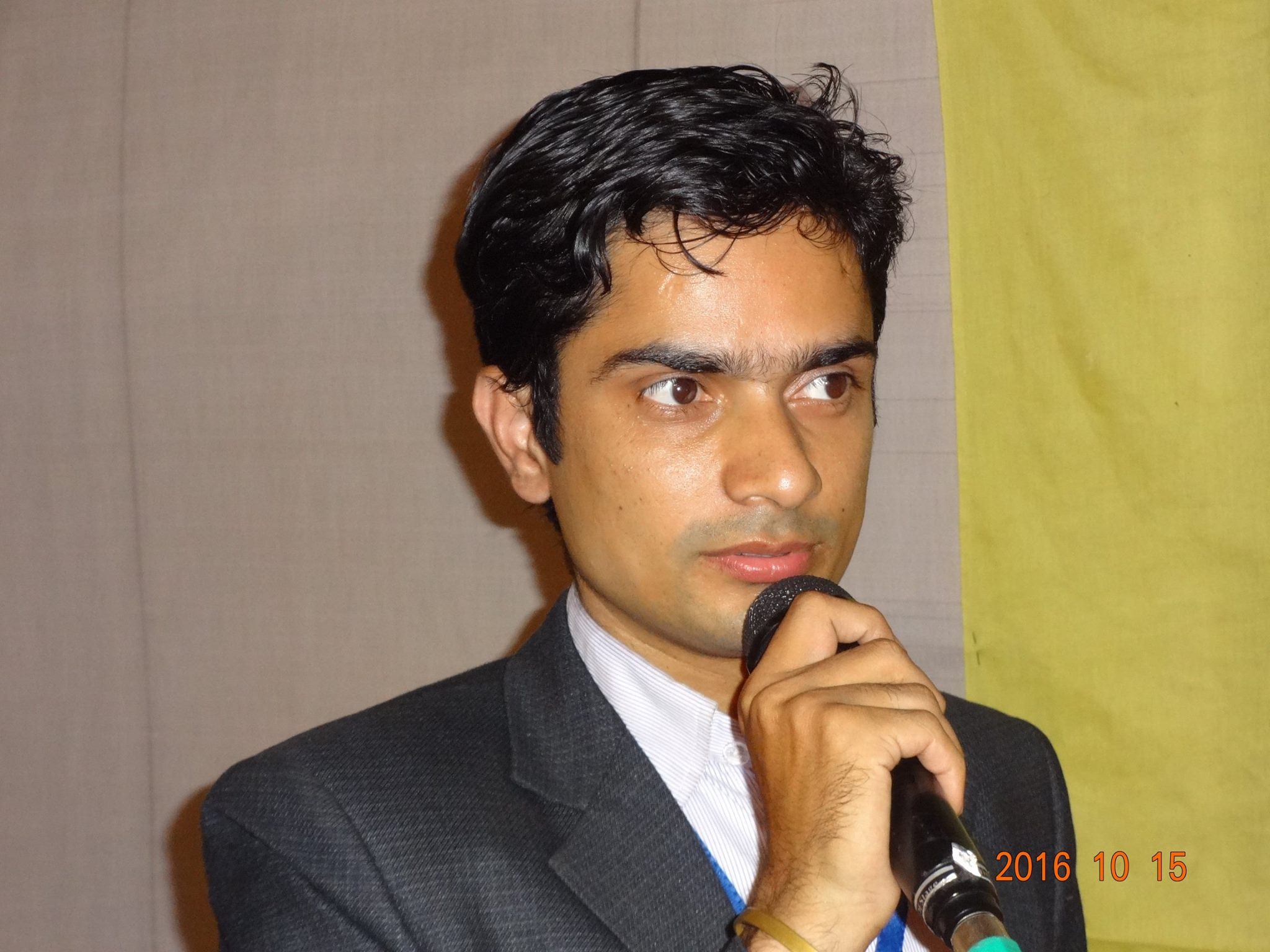 Dronacharya Parajuli (IT Specialist)