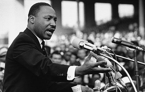 I Have a Dream- Martin Luther