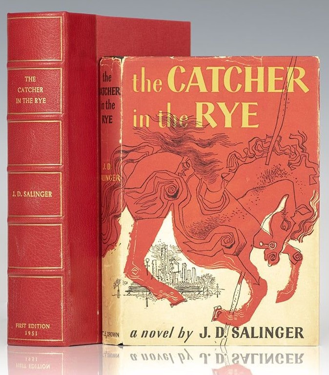 The Catcher in the Rye: Ayush Shah
