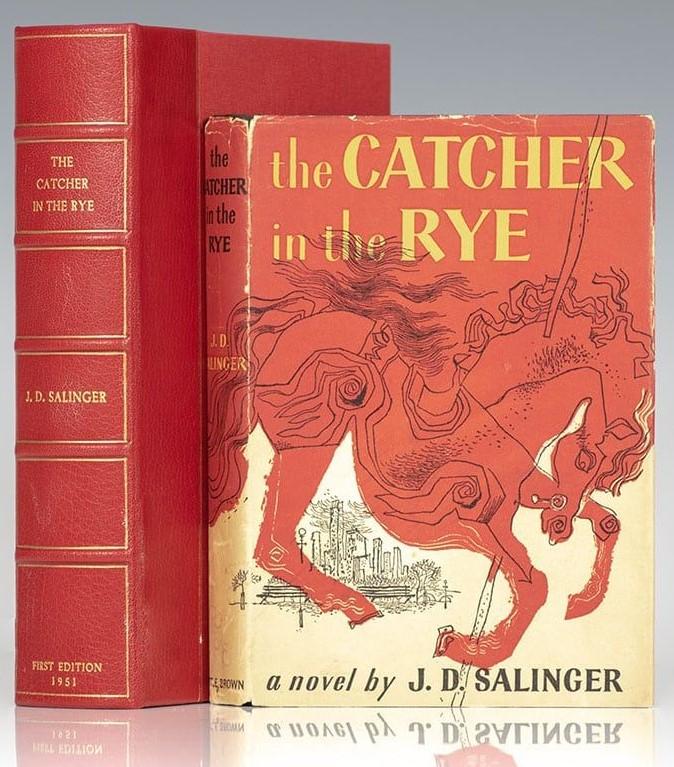 The Catcher in the Rye: Ayush Shah