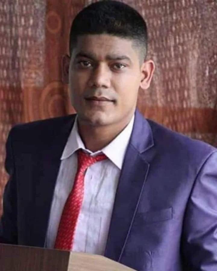 Bibas Jung Thapa (Coordinator- Bagmati Province)
